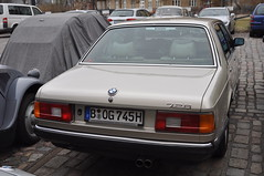BMW 728 E23 (1977-1979) (Transaxle (alias Toprope)) Tags: auto berlin classic cars beauty car vintage nikon power antique voiture historic coche soul carros classics bmw carro oldtimer 1978 autos veteran 1977 1979  macchina antiguo coches 7series clasico voitures toprope ancienne remise meilenwerk anciennes macchine d90 728 altmoabit e23  kraftwagen wiebestrasse classicremise