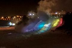 Niagara Flle (simplysax) Tags: ontario canada ice nature mos niagarafalls march frozen nightshot waterfalls atnight anke 2014 wasserflle niagaraflle zugefroren simplysax mssner sonya65 ankemoessner moessner march2014 mrz2014