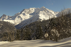 Mont Blanc (pickandpict) Tags: winter mountain snow alps montagne alpes hiver neige