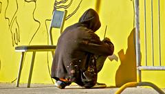 (enricoerriko) Tags: red sea fish streetart paris berlin beach yellow cane graffiti paint mediterraneo mare tag spray salvagente giallo donne aprile murales rosso riflessi cuore blast spiaggia marche bacio peintures vernice pesce campione adriatico bicicletta artisti dentista 2014 gianluca audace bl civitanovamarche ciondolo palombaro portocivitanova urka peindre artedistrada pietropaolo citan enniocalderoni enricoerriko imurinonhannomorale civitanovasuimurisuimuridicivitanova bibbiadellastreetartacivitanova