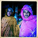 Portrait Of Two Women Wearing Coloured Clothes, Baligubadle, Somaliland