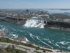 A little section of the riverbank gave way and a small portion of the river got loose. (Tim Kiser) Tags: 2016 20160415 americanfalls april april2016 canada goatisland goldenhorseshoe img3017 newyork newyorkstate newyorklandscape niagaracounty niagaracountynewyork niagaraescarpment niagarafalls niagarafallsnewyork niagarafallsontario niagarafallsontariocanada niagarafallslandscape niagarapeninsula niagararegionalmunicipality niagarariver ontario queenvictoriapark regionalmunicipalityofniagara skylontower cliff cuesta escarpment landscape observationtower river riverfrontpark southontario southernontario sunny tourboat touristboat upstatenewyork view viewfromskylontower viewfromanobservationdeck viewfromanobservationtower viewfromtheskylontower waterfall waterfalllandscape westernnewyork