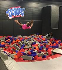 Anna Time! (ShanMcG213) Tags: ihearthsv huntsville alabama shakalaka jump trampoline myniece