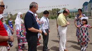 Kulob Welcoming-Tajikistan