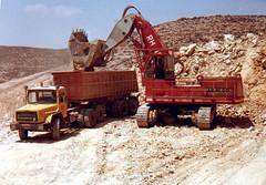 O&K RH40 - Magirus Deutz (Falippo) Tags: ok orensteinkoppel excavator escavatore bagger ruspa movimentoterra digger autocarro truck camion lkw magirusdeutz frontshovel