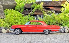 1963 Chevrolet Impala SS 409 Hardtop (JCarnutz) Tags: 124scale diecast franklinmint 1963 chevrolet impalass 409