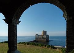 Torre Astura (giorgiorodano46) Tags: settembre2013 september 2013 giorgiorodano lazio italy sea mare tirreno torreastura