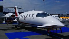 Piaggio P180 Avanti II n° 1132 ~ F-GPKO (Aero.passion DBC-1) Tags: aeropassion aviation avion aircraft plane dbc1 david biscove bourget 2007 salon paris airshow piaggio p180 avanti ~ fgpko