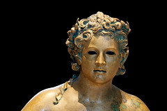 Xanten Youth (Nick in exsilio) Tags: berlin germany neuesmuseum roman sculpture slave valet youth xanten luttingen statue