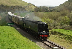 DSC01581 (Alexander Morley) Tags: swanage railway strictly bulleid steam gala 2017 pacific southern norden 34070 manston
