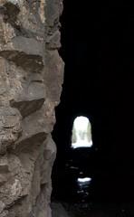 DSC_0690 (devoutly_evasive) Tags: fletttunnel thunderbay ontario northwestern carved rock abandoned railway railroad cut blasted hillside