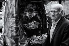 Liverpool Street, London (Ariel DaSnapper) Tags: streetphotography street streets streetportrait candid candidshot fujifilm fuji fujinon xpro2 35mm monochrome bnw blackandwhite bw black people london