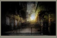 Frankreich am Morgen (smithjuha440) Tags: frankreich normandie composing licht photoshop nikon stille