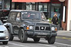 Nissan Patrol - Tunisia (Helvetics_VS) Tags: licenseplate tunisia