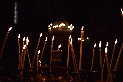 Slender Candles