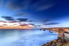 The 12 apostles at dusk (Karn B) Tags: 12apostles australia dusk greatoceanroad melbourne twelveapostles victoria