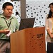 Jawyei Wong and Shen Zhang present at Mahara Hui 2015