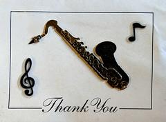 saxophone thank you card 3-17 (nolehace) Tags: saxophone thank you card 317 winter nolehace sanfrancisco fz1000