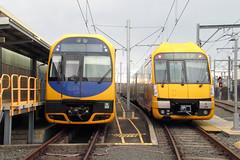 Day Time Stable (jamesmp) Tags: sydneytrains railcorp nswtrains cityrail downerrail reliancerail hitachi agoninanandco electricmultipleunit suburbantrain electrictrain localtrain intercitytrain eveleigh newsouthwales australia