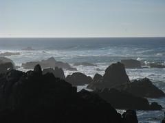 Pacific Grove, California (Jasperdo) Tags: pacificgrove california roadtrip montereypeninsula landscape scenery pacificocean pacificgrovemarinegardens rocks waves