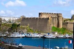 Château de Brest (Ranulf 1214) Tags: brest france bretagne 29 château castle tours tower bastion