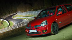 Autobasterds at Nurburgring - 22 (JDPhotoIDF) Tags: autobasterds nürburgring renault sport renaultsport clio 2 rs 2rs trophy 2rs3 rs3 rs2004 2004 rs182 182 canon eos 6d eos6d 6 d 24105 f4l f4 f 4 l 4l 24 105 24mm 105mm 24105mm