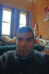 Self Portrait (tacosnachosburritos) Tags: self portrait sanctuary me home loft church