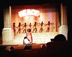 Jesus Christ Superstar: The Musical.  #Day107 #Herod #JesusChrist #lategram . (c) Marlene C. Francia 2017 . . . . . . . . . . . . . . . . #JesusChristSuperstar #SemanaSanta #Nairobi #LentenSeason #Easter #HolyWeek #Musical