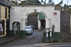 Former BP, Macroom County Cork. (EYBusman) Tags: bp british petroleum gas gasoline petrol station service garage hr burke macroom county cork republic ireland old pumps eybusman