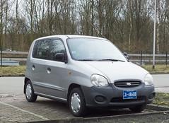 Hyundai Atos GLS, from Aruba (peterolthof) Tags: assen peterolthof hyundai atos