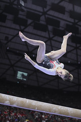 gymnastics025 (Ayers Photo) Tags: sports canon utahutes utah utes red redrocks gymnastics barefoot bare foot feet toes toe barefeet woman women