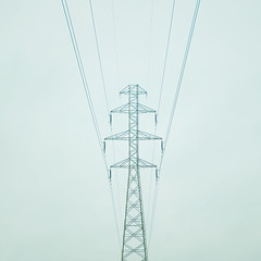 198 (Krzysztof Wladyka) Tags: wladyka square electrical wires outdoor sonnartfe2835 highvoltagepole