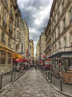 Paris France ~ Bull Brothers Pub ~ Latin Quarters