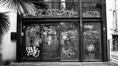 Street III (mxhsse) Tags: black white photograph blackandwhite road urbanarea street monochrome monochromephotography art window door
