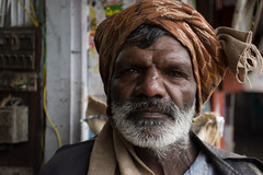 Man in the market at Ooty (JohnMawer) Tags: hill station tamil nadu udhagamandalam ooty india hillstation tamilnadu in