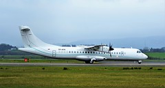 S5-ACK ATR 72-212 (douglasbuick) Tags: aircraft atr72 212 s5ack aero4m prop plane egpf glasgow airport aviation flickr scotland airliner airlines airways taxiing nikon d3300
