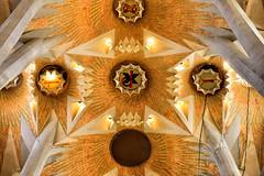 Sagrada Familia (Alessandro__78) Tags: sagradafamilia chiesa cattedrale basilica church cathedral barcellona barcelona 2017 d750
