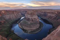 Horseshoe Bend (brian_stoddart) Tags: landscape horseshoebend arizona colours