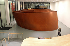 Noctural Sequence (JB by the Sea) Tags: sanfrancisco california february2017 sanfranciscomuseumofmodernart sfmoma financialdistrict richardserra sequence publicart