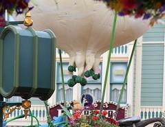 flights of fantasy parade (alienalice) Tags: hkdl hkdisneyland pooh donald daisy duffy she shelliemay disneyfriendsspringtimeprocessionalparade kristoff beast mickey minnie
