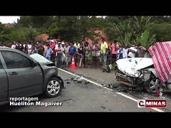 Acidente deixa 2 mortos na BR-491 próximo a Monte Belo-MG (portalminas) Tags: acidente deixa 2 mortos na br491 próximo monte belomg