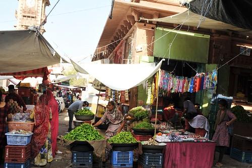 Joddhpur market