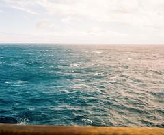 Ocean Waves V (danielfoster437) Tags: oceanwatertexture mamiya7 waterphotography oceanabstract oceanwaves oceanview mediumformatphotography rollingwaves water atlanticocean seawaves waterwaves oceanwaterbackground oceanwater cruiseshipbalcony waves