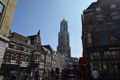Domtoren  Utrecht (mokeniekie) Tags: utrecht domtoren stadhuisbrug