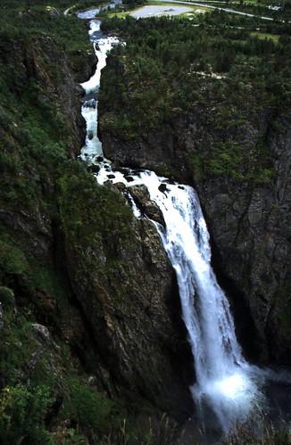 Norwegen 1998 (058) Vøringsfossen