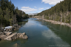 "Middle Fork Flathead River from Belton Bridge • <a style=""font-size:0.8em;"" href=""http://www.flickr.com/photos/63501323@N07/34014040181/"" target=""_blank"">View on Flickr</a>"