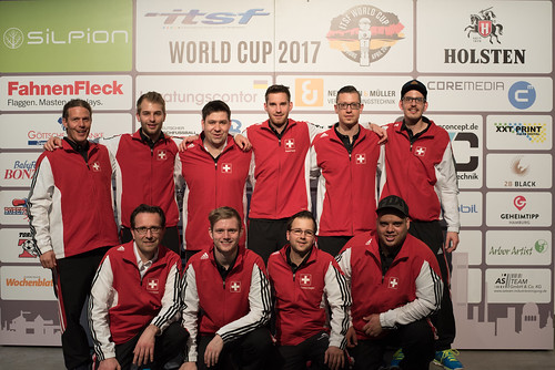 Team Switzerland Men D1