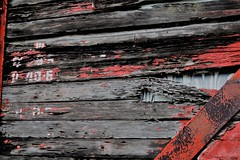 IMG_6701 (joyannmadd) Tags: galvestonrailroadmuseum texas trains railroad tracks traindpot museum historic cars engines memorobilia old sculptures silver diningcar menu plates wheels