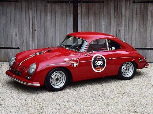 Porsche 356 Carrera GS/GT (1956)
