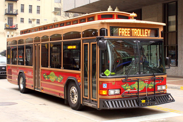 Knoxville Free Trolley No.39